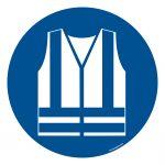 Wear Safety Vest